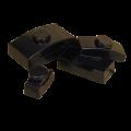 Штамп угловой с защитной крышкой