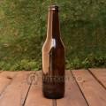 Стеклянная бутылочка «Beer LN», 330 мл
