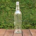 Стеклянная бутылочка «Воск», 500 мл