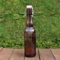 Стеклянные бутылки с бугельным замком 0.33 и 0.5 л