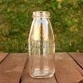 Стеклянная бутылочка, 0.2 л, ТО-38