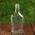 Стеклянная бутылочка «Фляжка», 250 мл