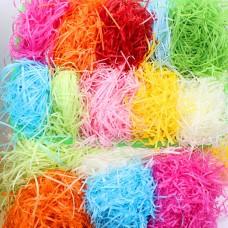 Бумажный наполнитель различных цветов