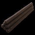 Сургуч в стержнях, коричневый (почтовый)