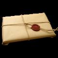 Поставим сургучную печать на Вашем подарке