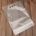 Пакет прозрачный с вырубной ручкой