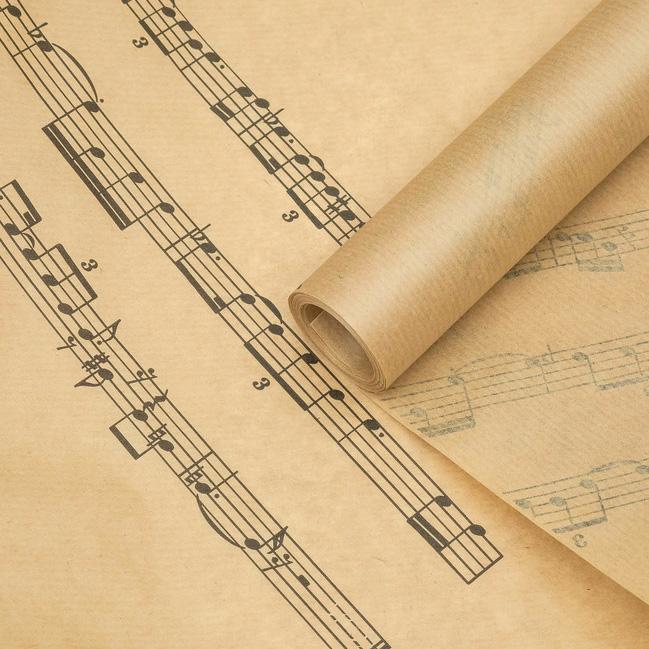 Бумага с рисунком