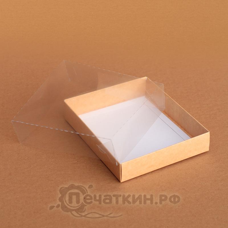 Коробочка с прозрачной крышкой