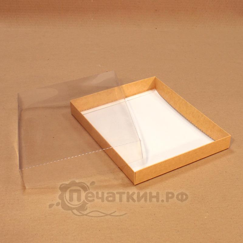 Коробочка с крышечкой