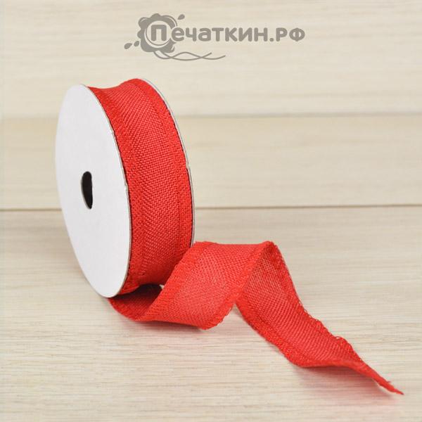 Красная ленточка