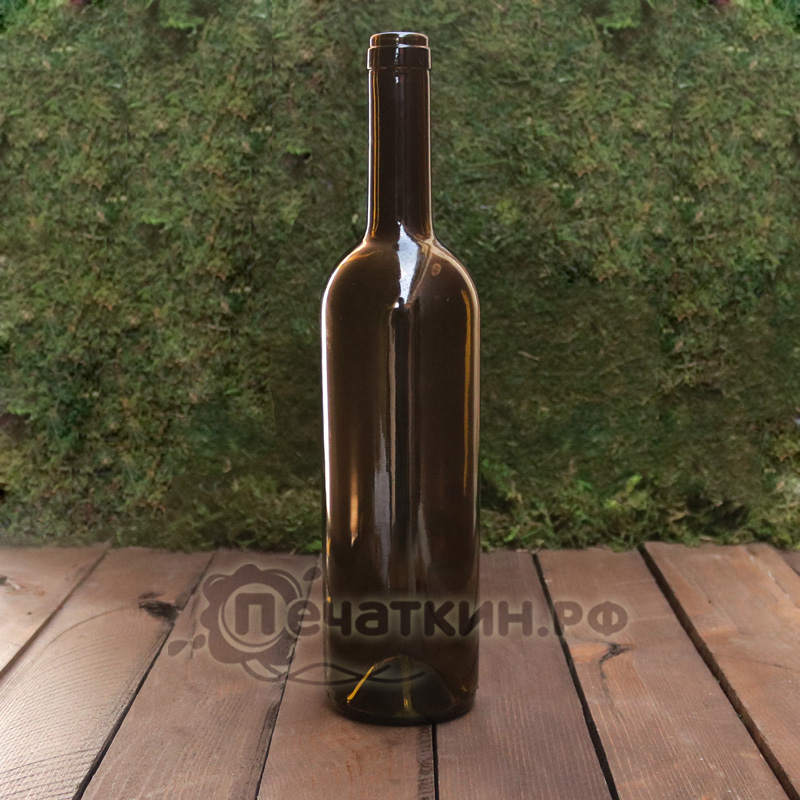 Бутылка под вино