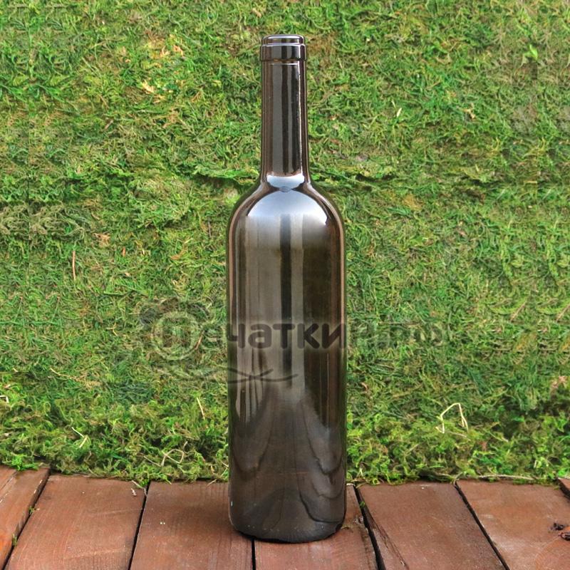 Стеклянная бутылочка