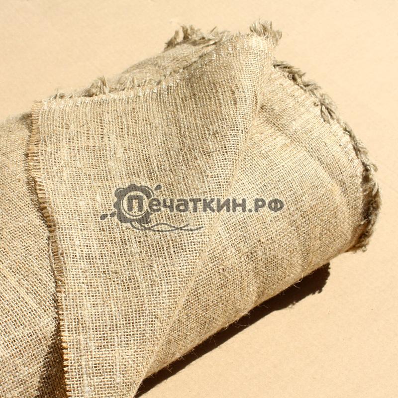 Рулон джутовой ткани